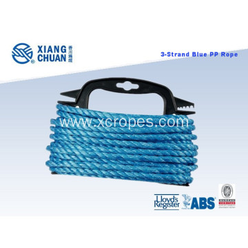 Blue PP Twist Rope